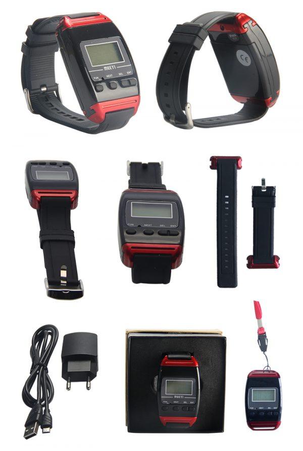 Безжичен часовник-пейджър Y-650